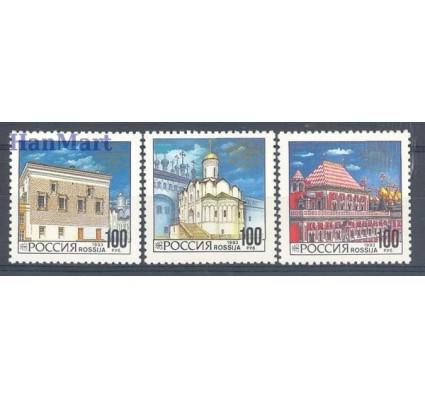 Rosja 1993 Mi 340-342 Czyste **