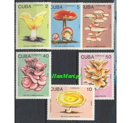 Znaczek Kuba 1989 Mi 3257-3262 Czyste **