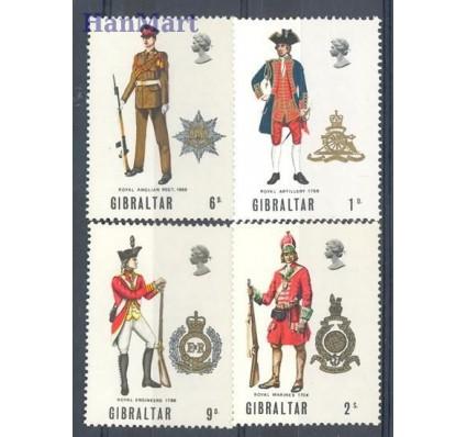 Gibraltar 1969 Mi 229-232 Czyste **