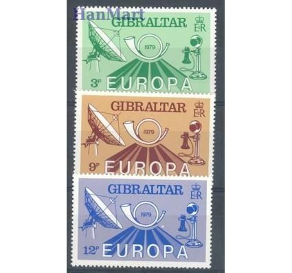 Gibraltar 1979 Mi 392-394 Czyste **