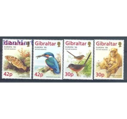 Gibraltar 1999 Mi 852-855 Czyste **