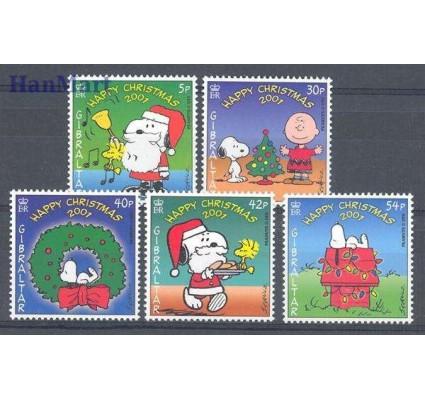 Gibraltar 2001 Mi 984-988 Czyste **