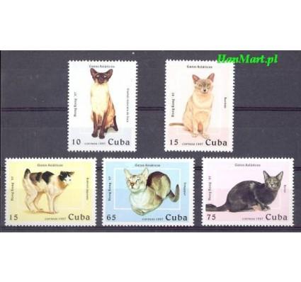 Znaczek Kuba 1997 Mi 3988-3992 Czyste **