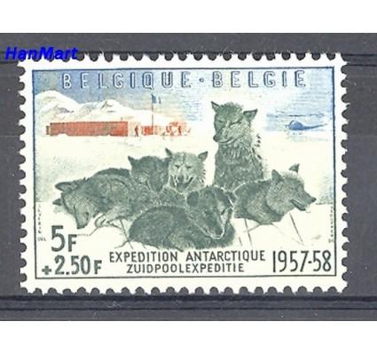 Belgia 1957 Mi 1073 Czyste **