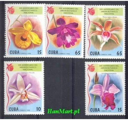 Znaczek Kuba 1998 Mi 4144-4148 Czyste **