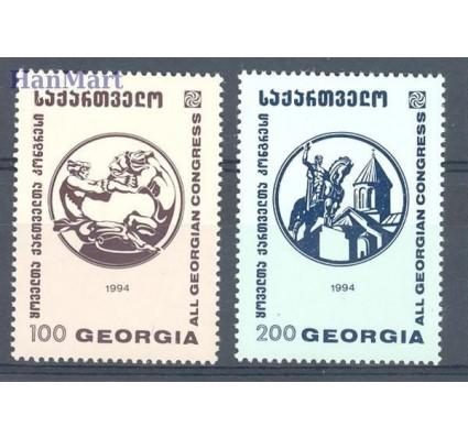 Znaczek Gruzja 1994 Mi 84-85 Czyste **