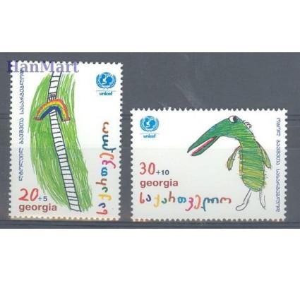 Gruzja 1997 Mi 232-233 Czyste **