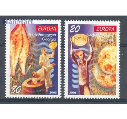 Znaczek Gruzja 2005 Mi 480-481 Czyste **
