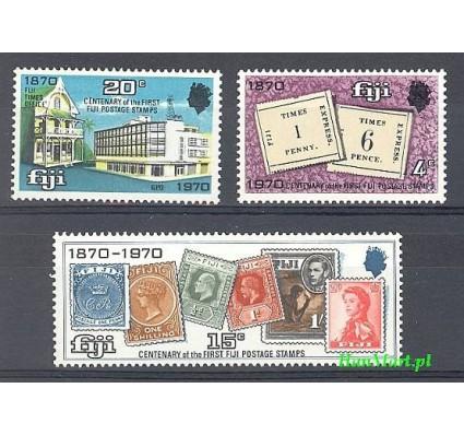Znaczek Fidżi 1970 Mi 273-275 Czyste **