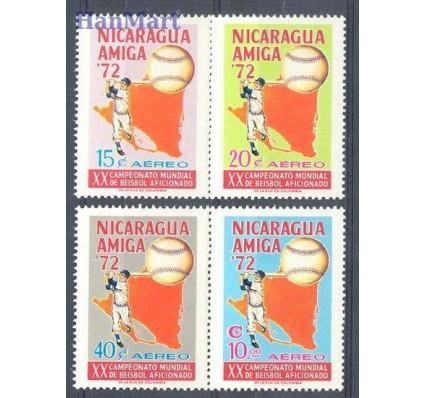Znaczek Nikaragua 1973 Mi 1719-1722 Czyste **