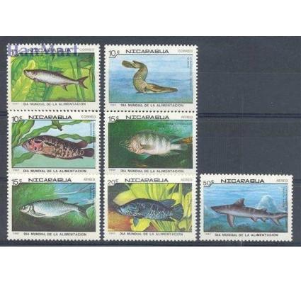 Nikaragua 1987 Mi 2829-2835 Czyste **