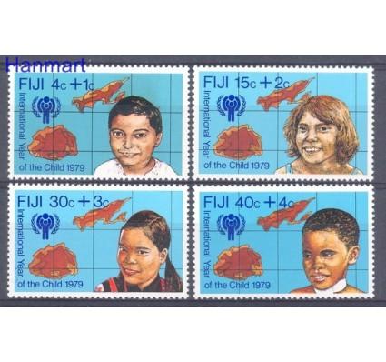 Znaczek Fidżi 1979 Mi 416-419 Czyste **