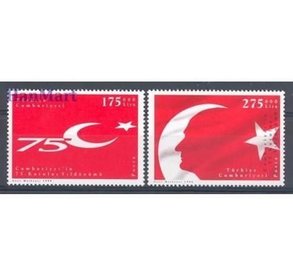 Znaczek Turcja 1998 Mi 3159-3160 Czyste **