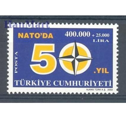 Znaczek Turcja 2002 Mi 3295 Czyste **