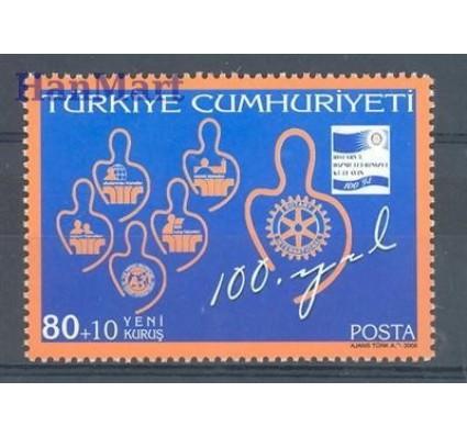 Znaczek Turcja 2005 Mi 3430 Czyste **