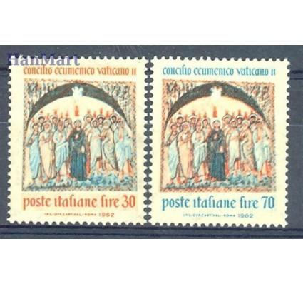 Znaczek Włochy 1962 Mi 1135-1136 Czyste **