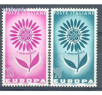 Znaczek Włochy 1964 Mi 1164-1165 Czyste **