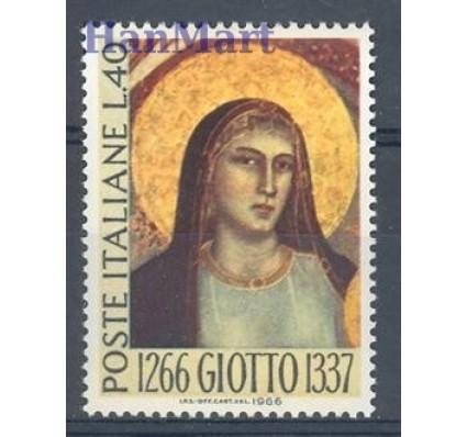 Znaczek Włochy 1966 Mi 1217 Czyste **