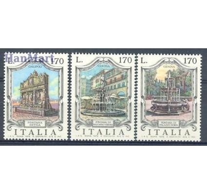 Znaczek Włochy 1976 Mi 1557-1559 Czyste **