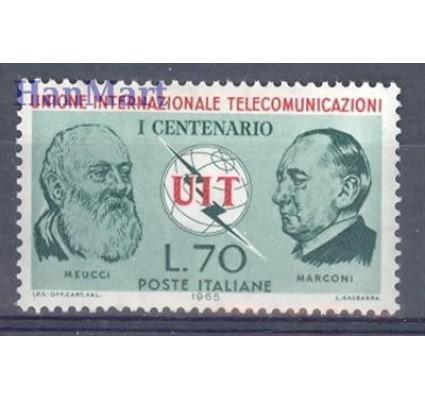 Włochy 1965 Mi 1180 Czyste **