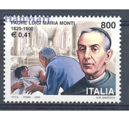 Znaczek Włochy 2000 Mi 2724 Czyste **