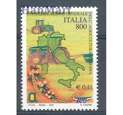 Włochy 2001 Mi 2760 Czyste **