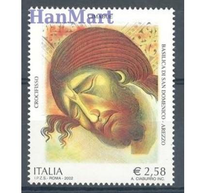 Znaczek Włochy 2002 Mi 2854 Czyste **