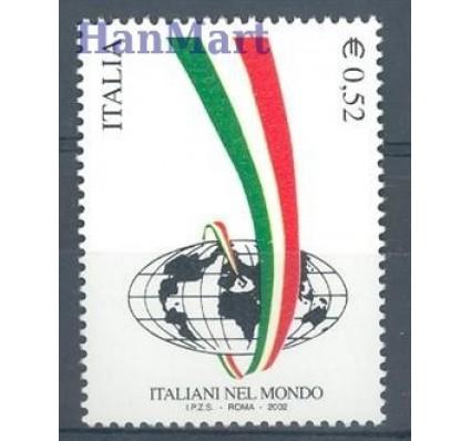 Włochy 2002 Mi 2858 Czyste **