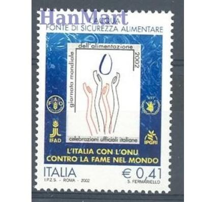 Znaczek Włochy 2002 Mi 2877 Czyste **