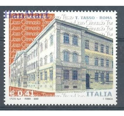 Znaczek Włochy 2003 Mi 2896 Czyste **