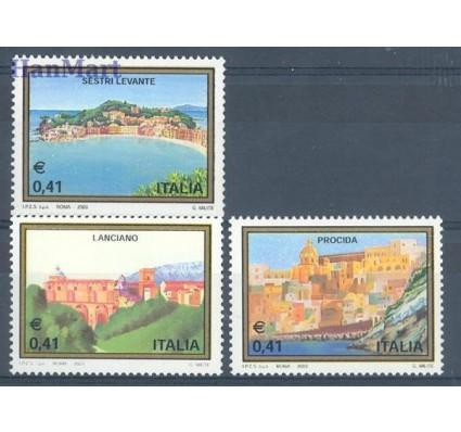Znaczek Włochy 2003 Mi 2902-2904 Czyste **