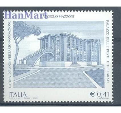 Znaczek Włochy 2003 Mi 2915 Czyste **