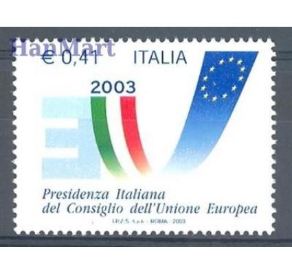 Znaczek Włochy 2003 Mi 2916 Czyste **