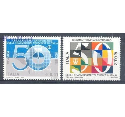 Znaczek Włochy 2004 Mi 2943-2944 Czyste **