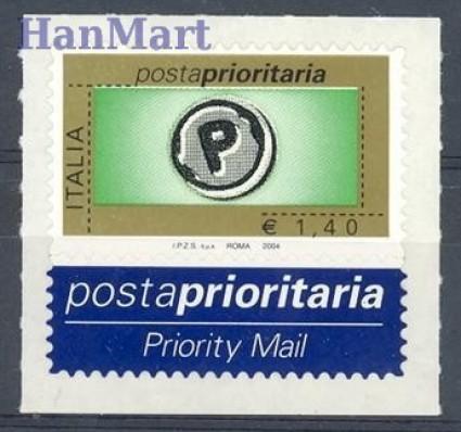 Włochy 2004 Mi 2946 Czyste **