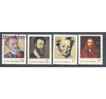 Znaczek Rumunia 1971 Mi 2979-2982 Czyste **