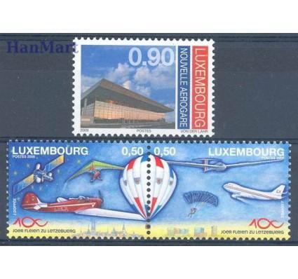Znaczek Luksemburg 2009 Mi 1824-1826 Czyste **