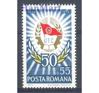 Znaczek Rumunia 1972 Mi 3011 Czyste **