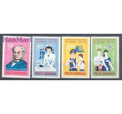 Znaczek Rumunia 1976 Mi 3336-3339 Czyste **