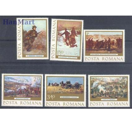 Znaczek Rumunia 1977 Mi 3425-3430 Czyste **