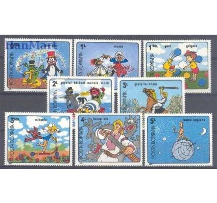 Znaczek Rumunia 1989 Mi 4559-4566 Czyste **
