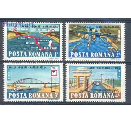 Znaczek Rumunia 1985 Mi 4144-4147 Czyste **