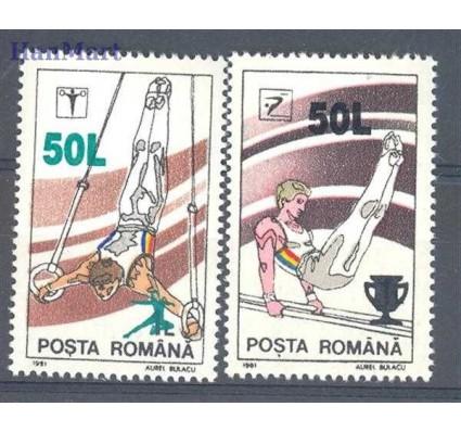 Znaczek Rumunia 1998 Mi 5346-5347 Czyste **