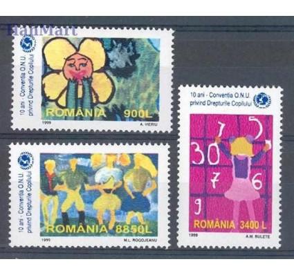 Znaczek Rumunia 1999 Mi 5446-5448 Czyste **