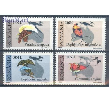 Znaczek Rumunia 2000 Mi 5467-5470 Czyste **