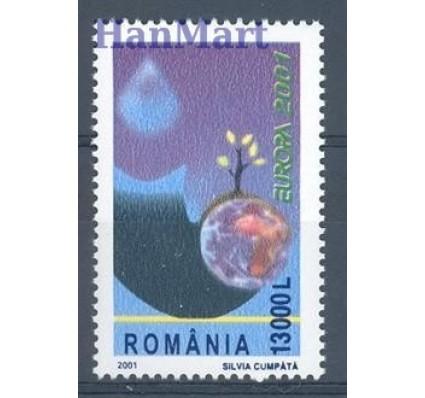 Znaczek Rumunia 2001 Mi 5573 Czyste **