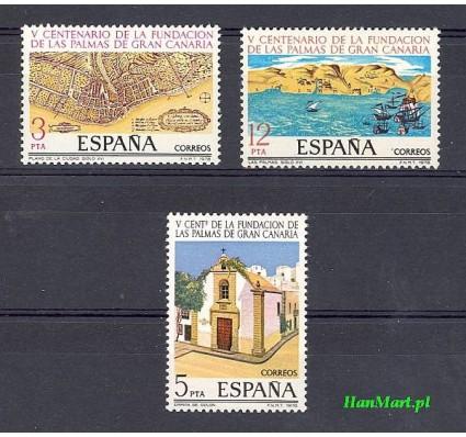 Hiszpania 1978 Mi 2369-2371 Czyste **