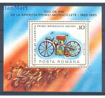 Znaczek Rumunia 1985 Mi bl 217 Czyste **