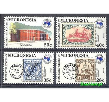 Mikronezja 1984 Mi 24-27 Czyste **