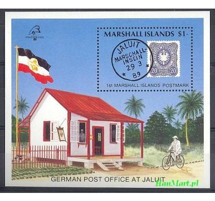 Wyspy Marshalla 1989 Mi bl 6 Czyste **